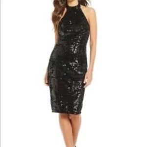 New xsmall sequins party dress gorgeous $139